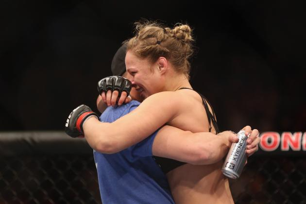 Did Ronda Rousey's UFC 157 Performance Live Up to the Hype?