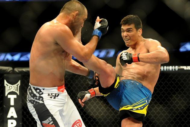 Dan Henderson vs. Lyoto Machida Full Fight Technical Breakdown