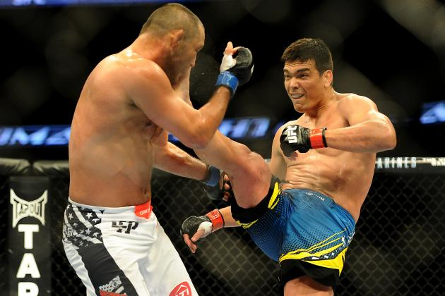 Lyoto Machida: Performance Against Hendo Proves He's Undeserving of Title Shot
