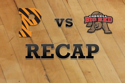 Princeton vs. Cornell: Recap, Stats, and Box Score