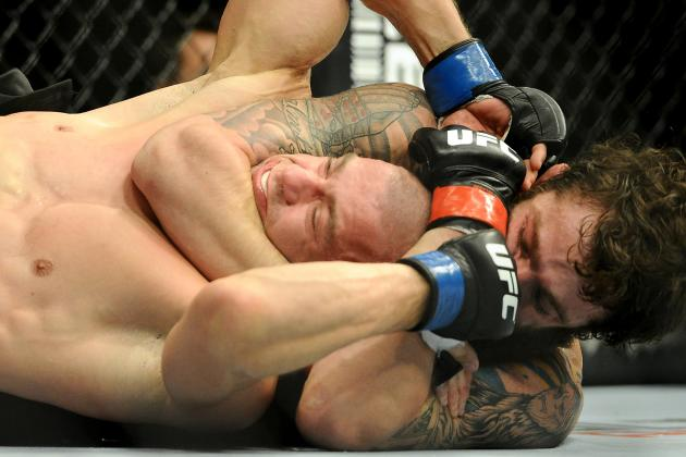 UFC 157: What We Learned from Michael Chiesa vs. Anton Kuivanen