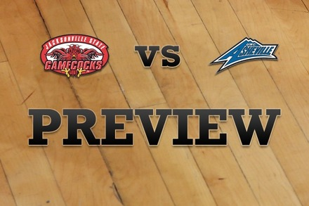 Jacksonville State vs. UNC Asheville: Full Game Preview