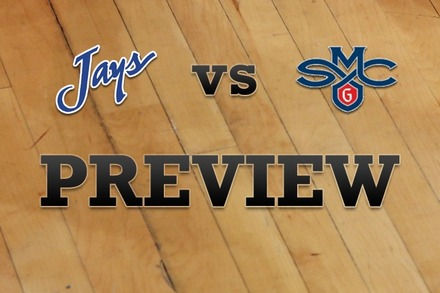 Creighton vs. Saint Mary's: Full Game Preview