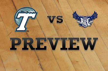 Tulane vs. Rice: Full Game Preview
