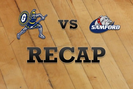 UNC Greensboro vs. Samford: Recap, Stats, and Box Score