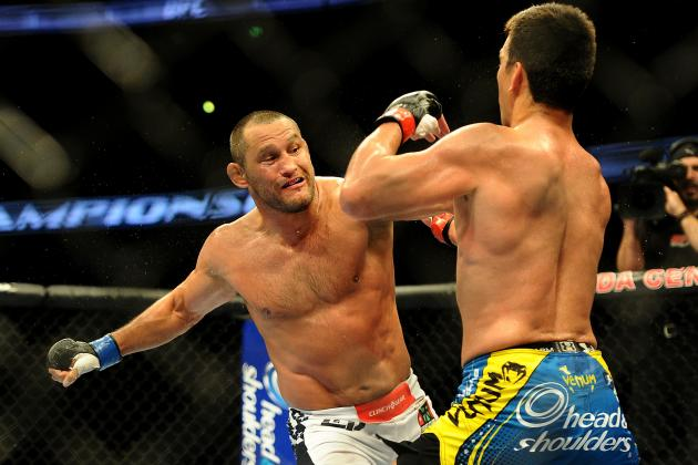 UFC 157 Results: What Went Wrong for Dan Henderson