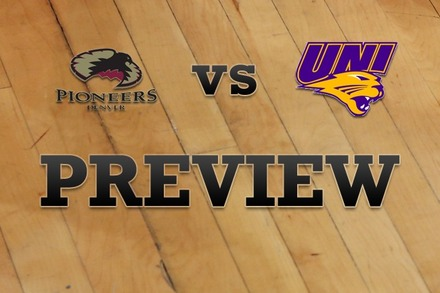 Denver vs. Northern Iowa: Full Game Preview