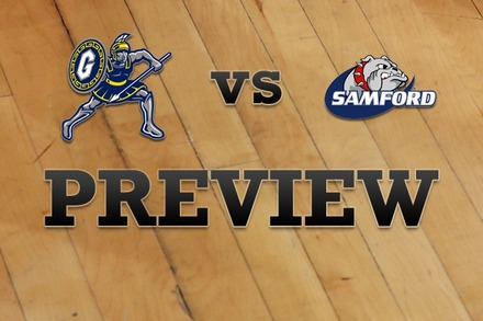 UNC Greensboro vs. Samford: Full Game Preview