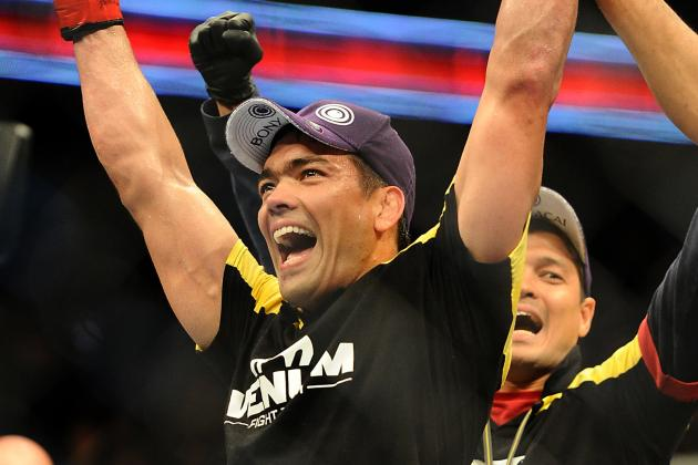 Lyoto Machida Stands Alone as No. 1 Contender, Faces Winner of Jones vs. Sonnen