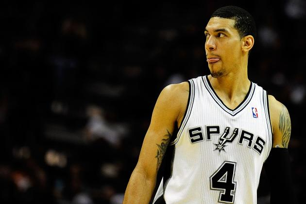 San Antonio Spurs: Danny Green Is Absolutely Scorching in February