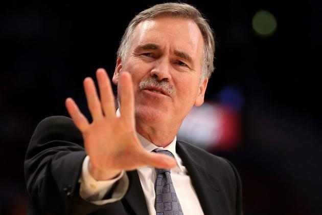 Can Mike D'Antoni Handle Massive Egos of LA Lakers Superstars?