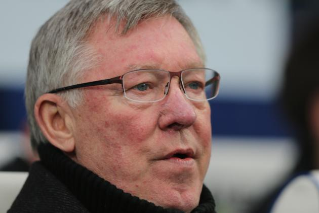 Ferguson Relieved as Manchester United Overcome Resolute QPR