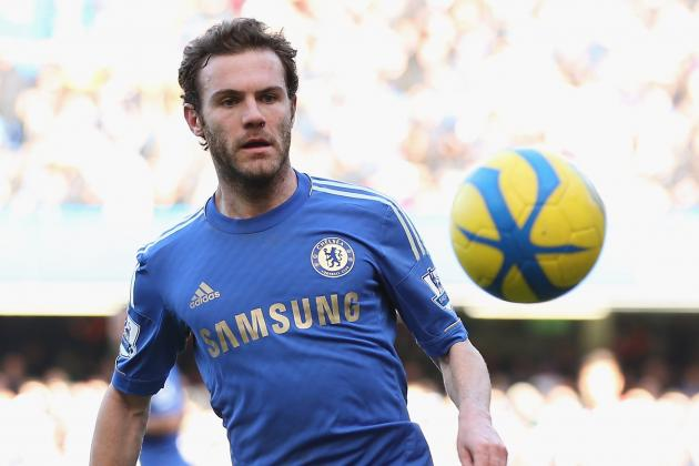 Juan Mata Says Chelsea Can Beat Manchester City into Second Spot