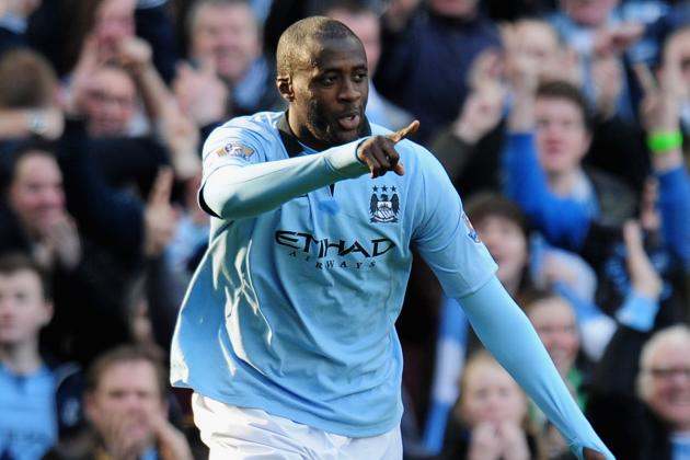 Premier League: Yaya Toure Would Like to End His Career at Manchester City