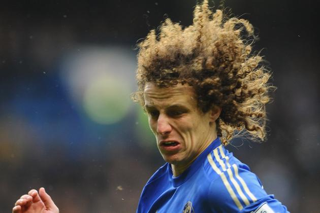 Chelseas David Luiz Proud of Speculation Linking Him with Barcelona