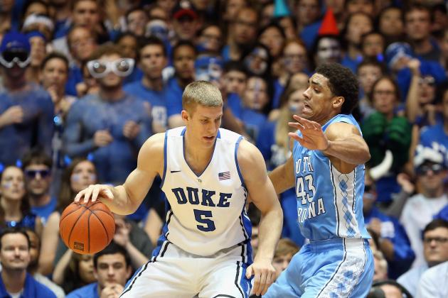 Duke Routs Boston College 89-66 in ACC Action
