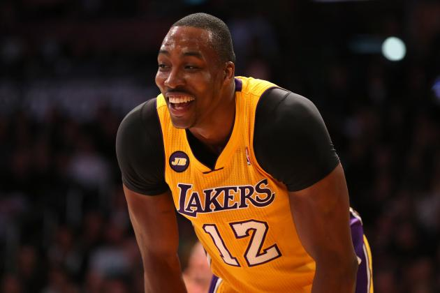 Lakers News: Dwight Howard's Conditioning Comments Are Step in Right Direction