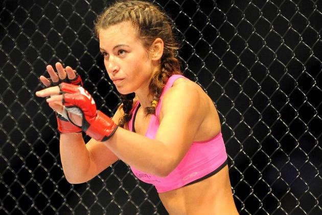 Ronda Rousey's Next Opponent Likely to Be Winner of Miesha Tate vs. Cat Zingano