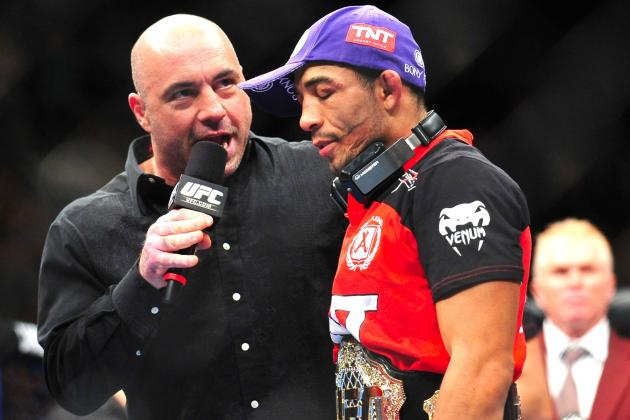 UFC Featherweight Champ Jose Aldo Refusing to Fight Anthony Pettis