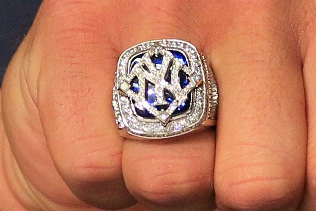 Cousin of Alex Rodriguez Selling World Series Ring He Got as Gift