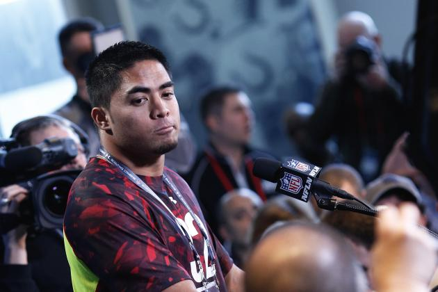 "Gary Kubiak Was ""Impressed"" by Manti Te'o Meeting"
