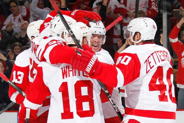 Red Wings Welcome Reports of Move to Eastern Conference with Optimism