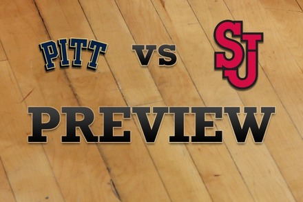 Pittsburgh vs. St John's: Full Game Preview