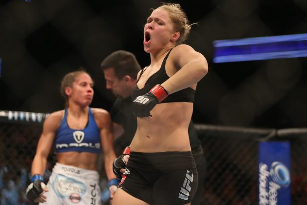 UFC 157: The Good, Bad and Ugly of Saturday's PPV