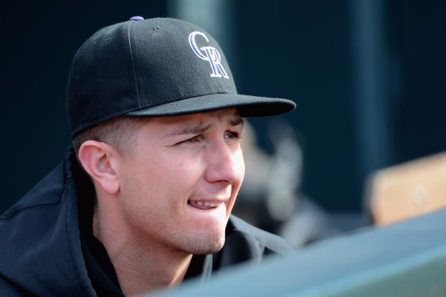 Troy Tulowitzki Encouraged After His Spring Debut