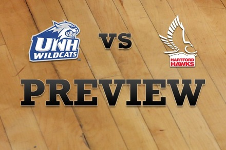 New Hampshire vs. Hartford: Full Game Preview