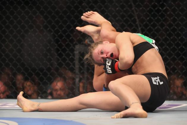 How Ronda Rousey and Liz Carmouche Prevented UFC 157 Disaster