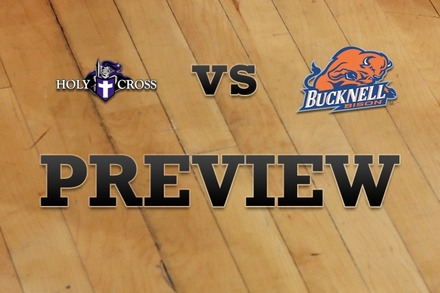 Holy Cross vs. Bucknell: Full Game Preview