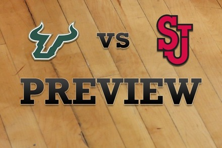 South Florida vs. St John's: Full Game Preview