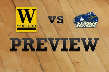 Wofford vs. Georgia Southern: Full Game Preview