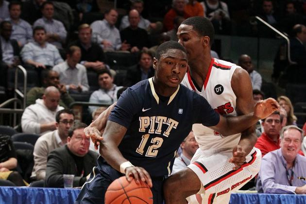 No. 20 Panthers Top Red Storm 63-47