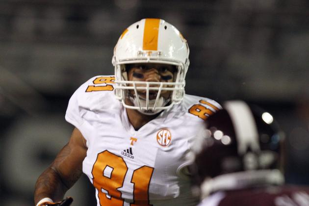 UT's Rivera Trying to Make Name for Himself