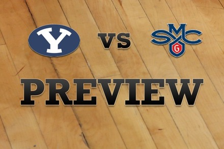 Brigham Young vs. Saint Mary's: Full Game Preview