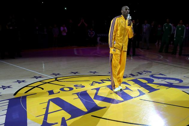 Kobe Bryant Now Stands as the Last Prominent Connection to Laker Glory