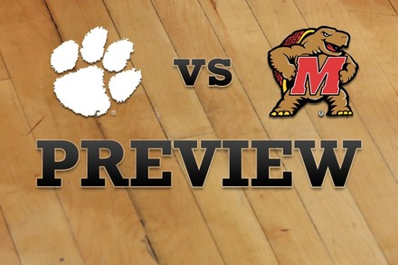 Clemson vs. Maryland: Full Game Preview