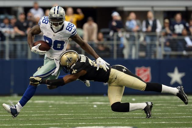 Cowboys' Dez Bryant Addresses False Report He Was Arrested