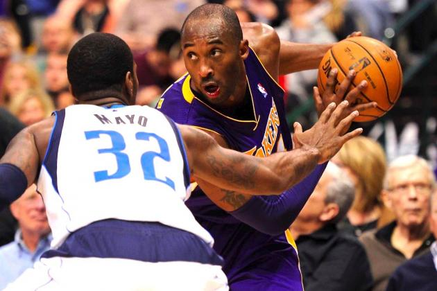 Los Angeles Lakers vs. Dallas Mavericks: Live Score, Results and Game Highlights