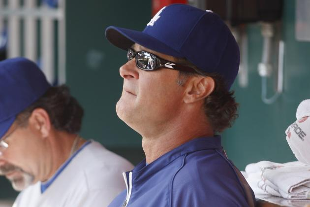 Dodgers Have Talked Extension with Manager Don Mattingly