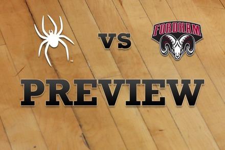 Richmond vs. Fordham: Full Game Preview