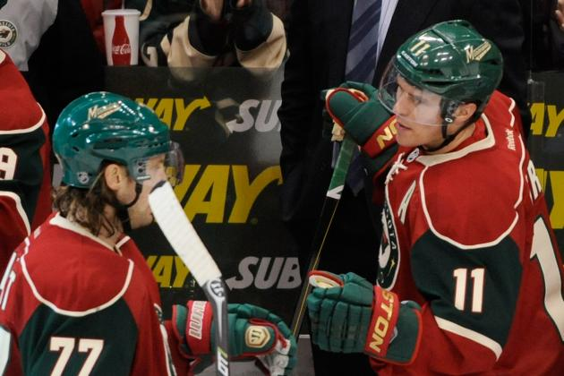 Charley Walters: Zach Parise Still Sees Minnesota Wild as Playoff Team