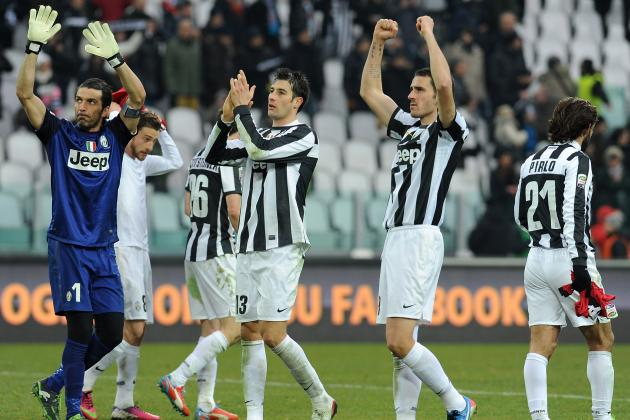 Juventus Coasts to Siena Victory
