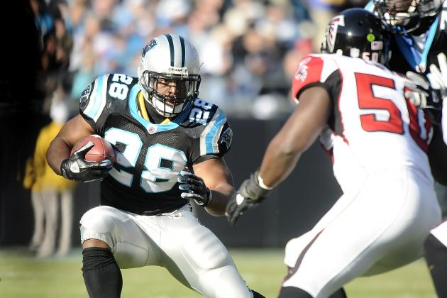 Carolina Panthers Plan to Keep DeAngelo Williams