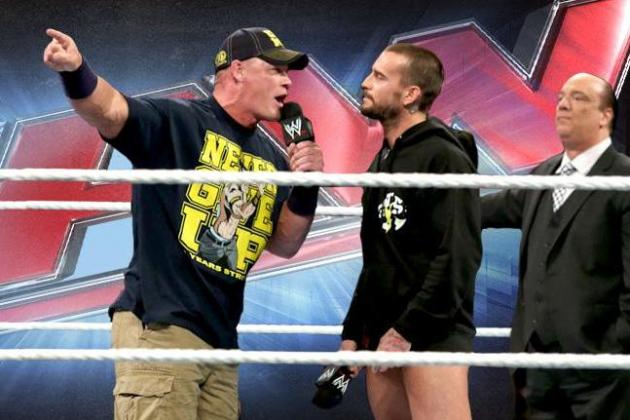 WWE Raw Preview: CM Punk vs. John Cena, Mr. McMahon vs. Paul Heyman and More