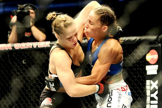 Ronda Rousey, Liz Carmouche and the Upset That Nearly Rocked UFC's World
