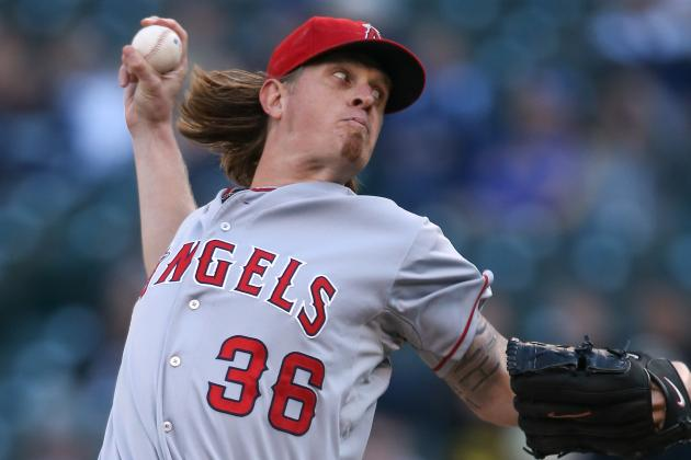 Jered Weaver Left a Lot of Money on the Table and He Doesn't Care