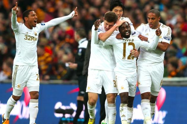 Bradford vs. Swansea: Capital One Cup Final Live Score, Highlights, Recap